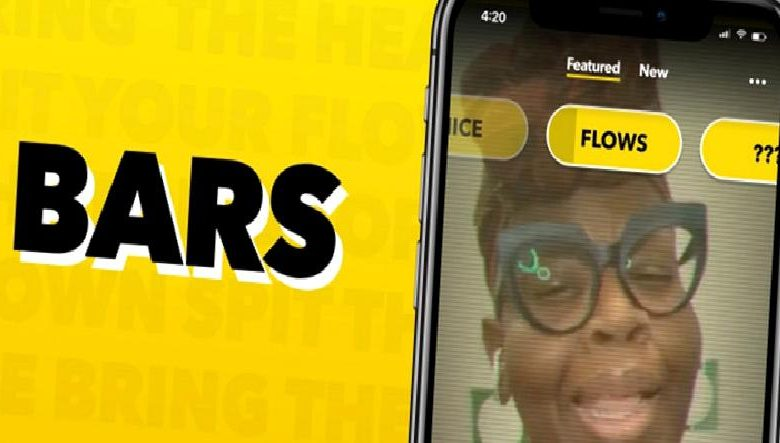 Facebook has launched an app like TikTok to create and share rap songs BARS 2