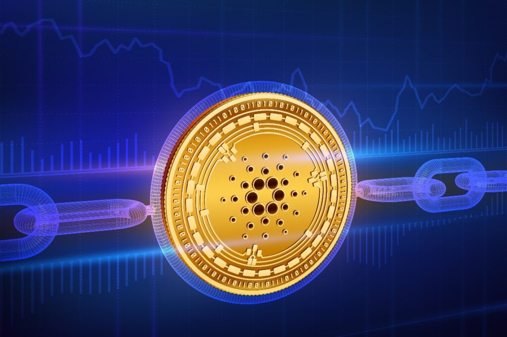 A new era begins for Cardano ADA. Here the date is set 1