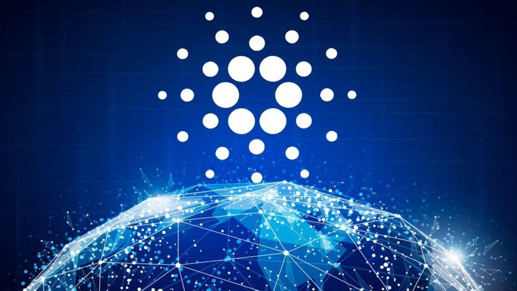 A new era begins for Cardano ADA. Here the date is set 4