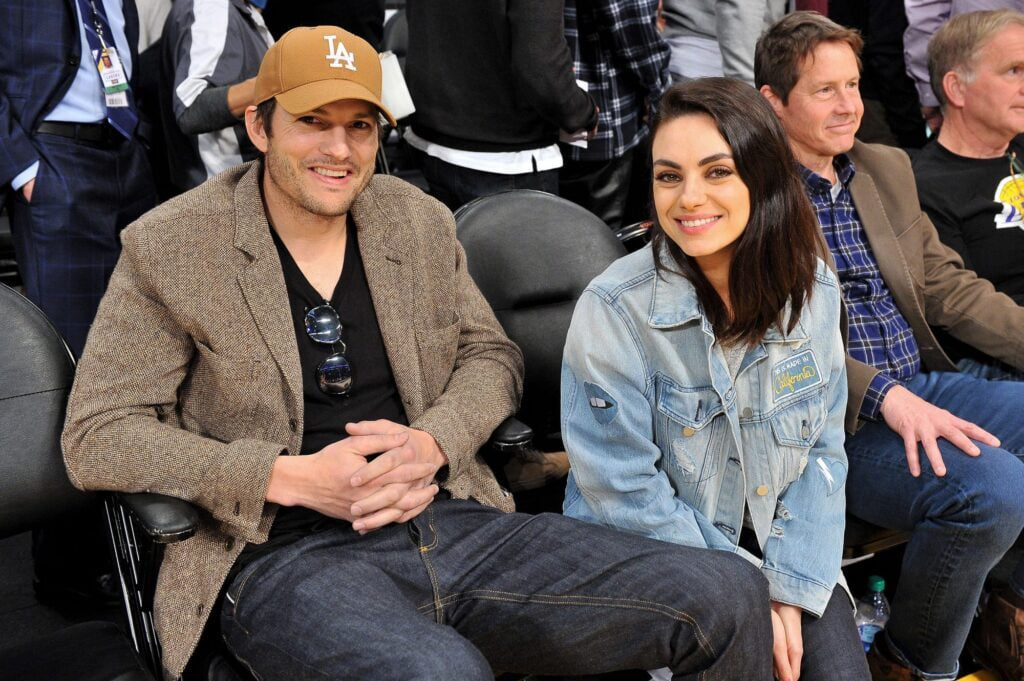 Mila Kunis Admits That He Told Ashton Kutcher Not to Invest in Uber or Bitcoin Ten Years Ago