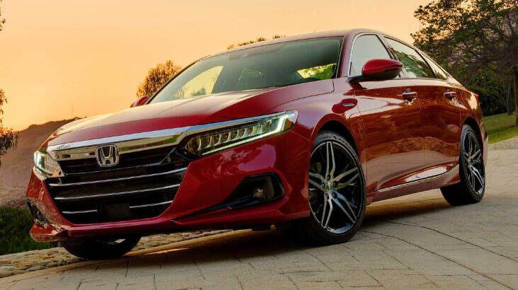 2021 model comes with Honda Accord highlights 1