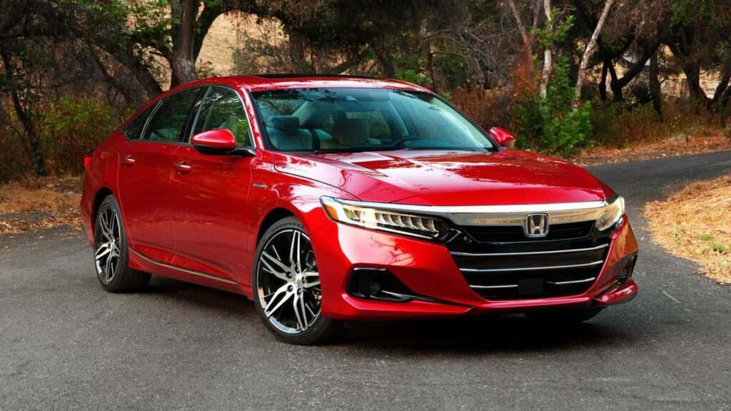 2021 model comes with Honda Accord highlights 2