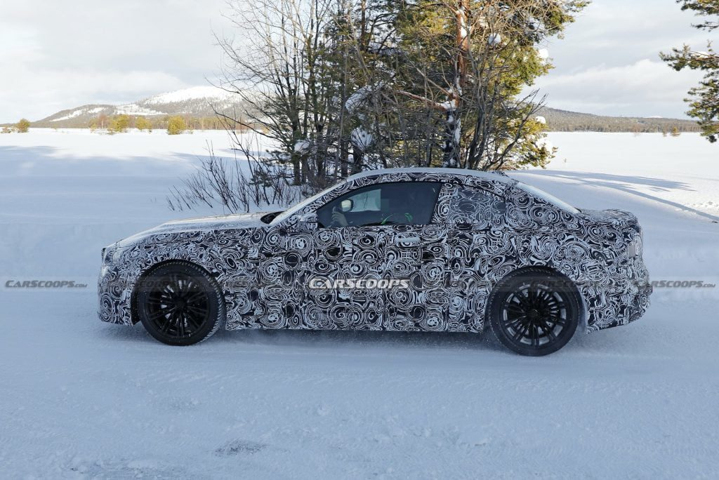2022 BMW M2 close to release date 1