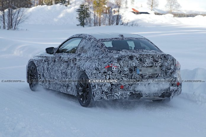 2022 BMW M2 close to release date 2