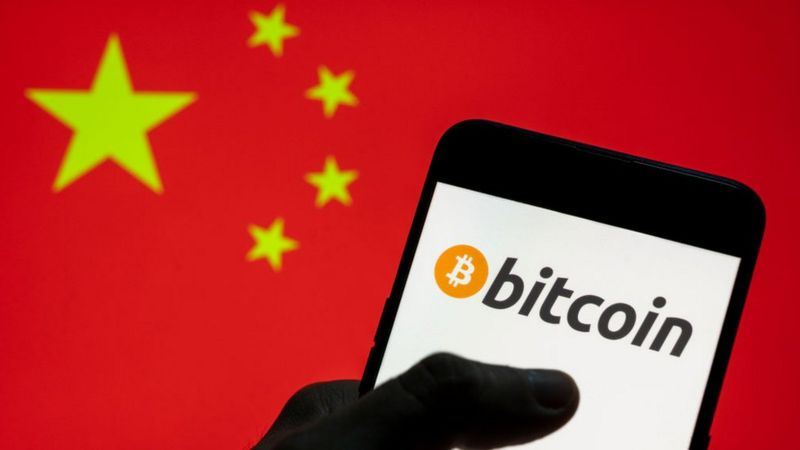 Bitcoin Ethereum Dogecoin scared investors after Chinas transaction ban decision