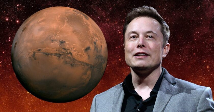 Elon Musk Mars Project Those who go to Mars will probably die