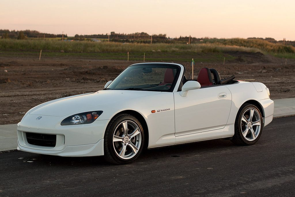 Honda S2000 One of the Most Beautiful of the Past 1