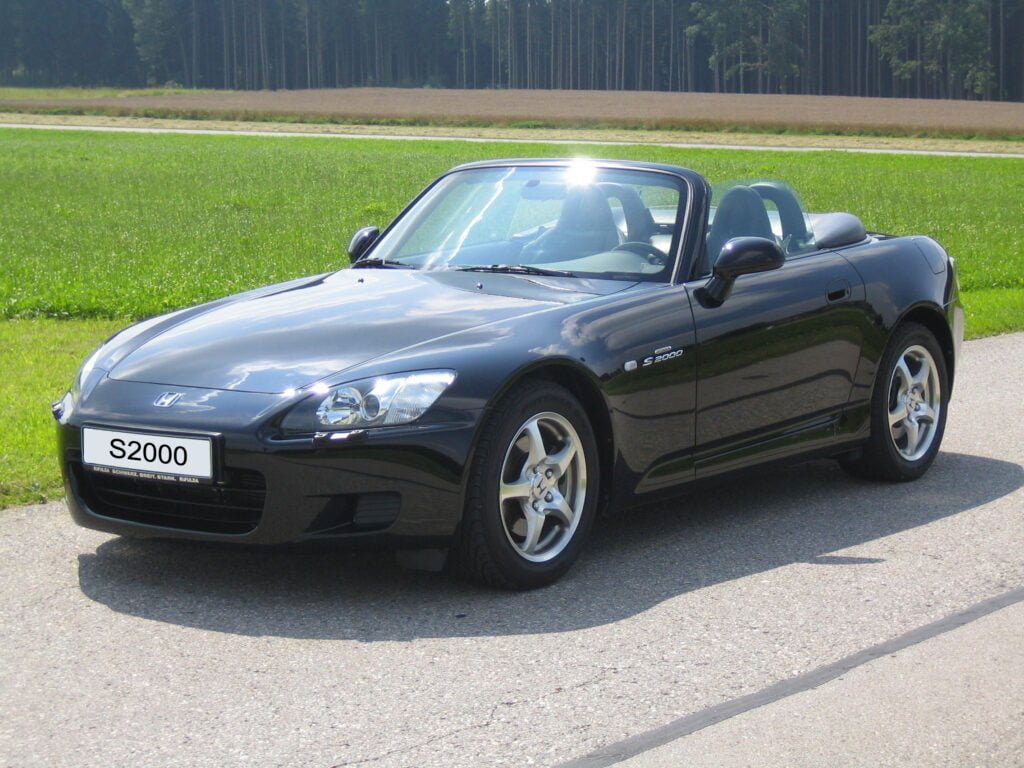 Honda S2000 One of the Most Beautiful of the Past 2