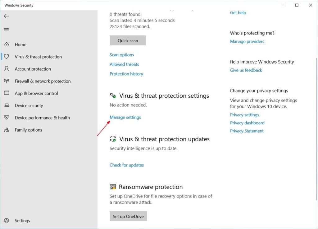 How to prevent Windows 10 Defender from uploading files to Microsoft 2