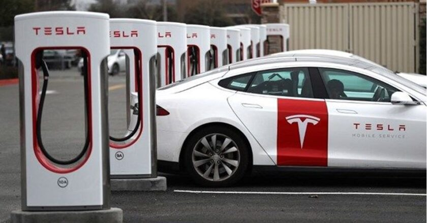 Tesla's biggest rival will be china
