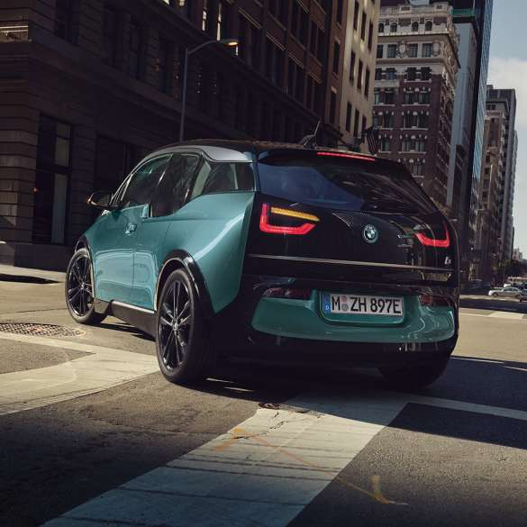 What are the features of the 2021 BMW i3 2021 BMW i3 with Existing Features 1