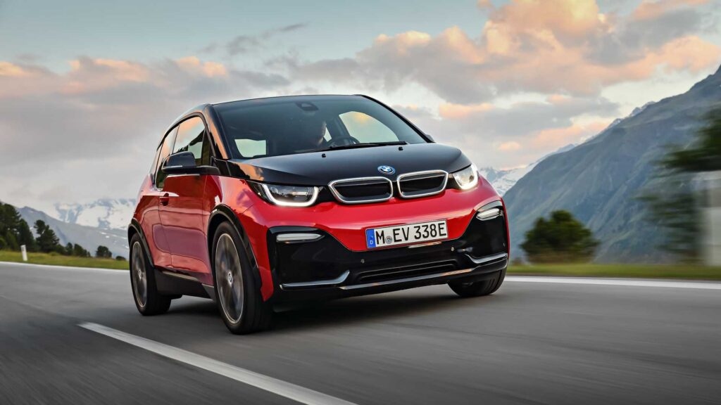 What are the features of the 2021 BMW i3 2021 BMW i3 with Existing Features 2