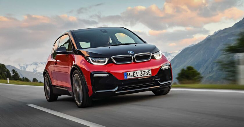 What are the features of the 2021 BMW i3? 2021 BMW i3 with Existing Features