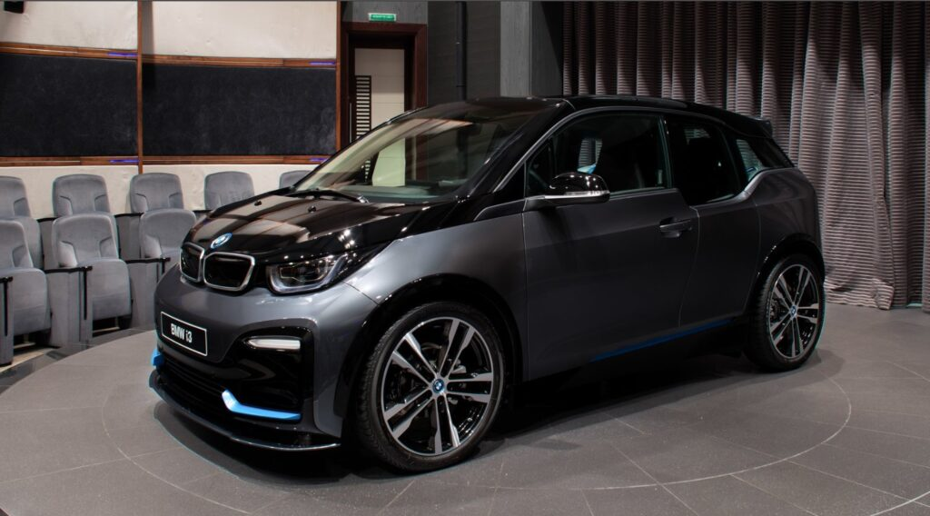 What are the features of the 2021 BMW i3 2021 BMW i3 with Existing Features 3