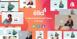 ella responsive shopify template prreview. large preview