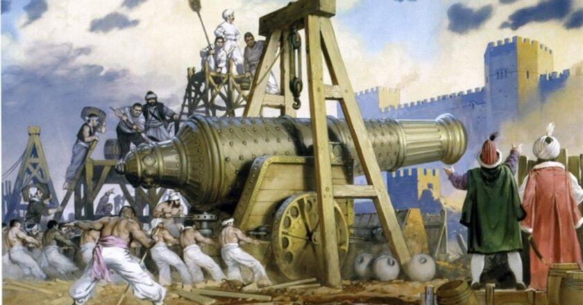 The conquest of Istanbul: the technologies that brought down Constantinople