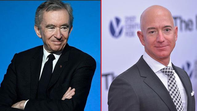 Bernard Arnault's stamp on the ranking of the richest in the world