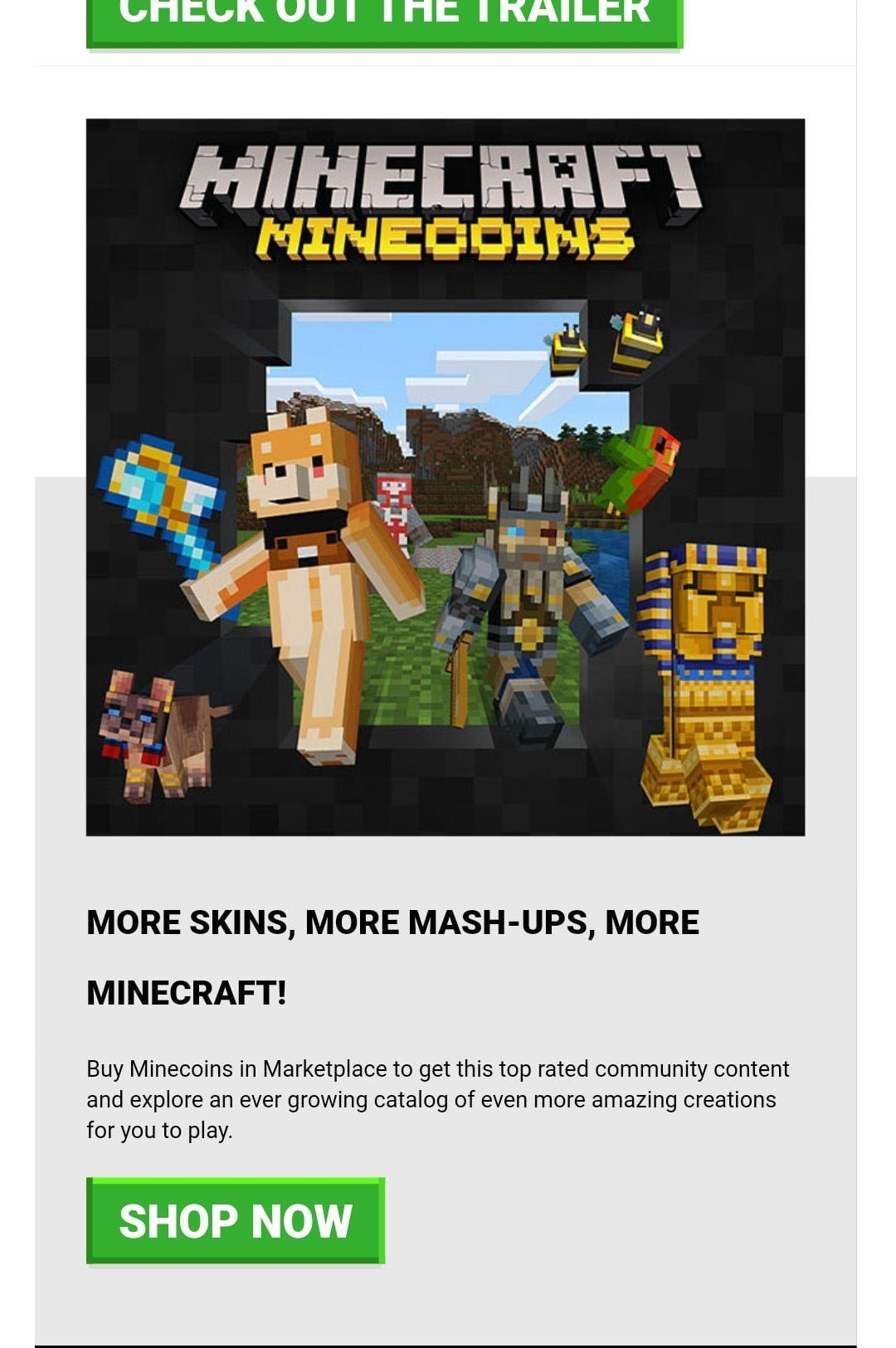 A Minecraft Developer Is Accepting Dogecoin!!!! Google Search Shows It ...