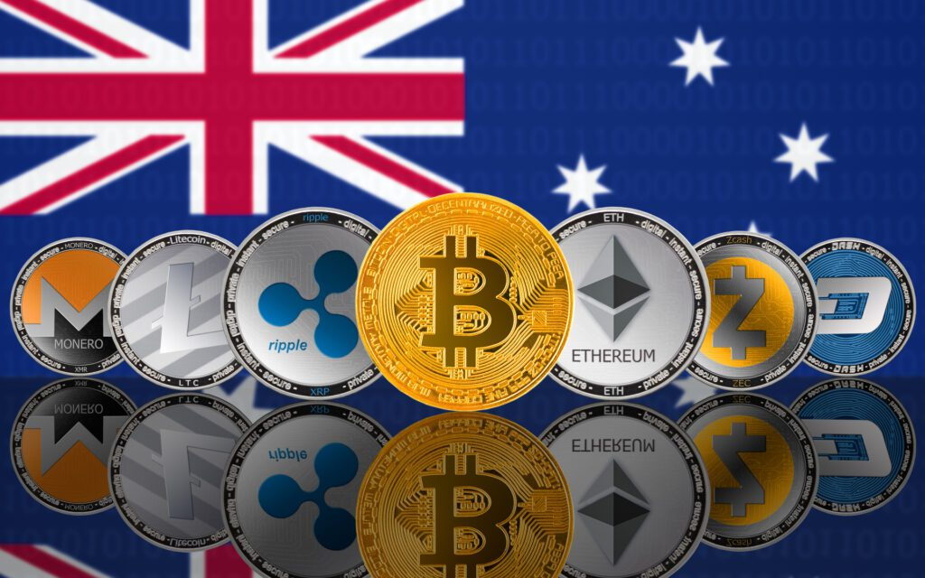 Australia Plans to Create a New Asset Type for Cryptocurrencies in 2021