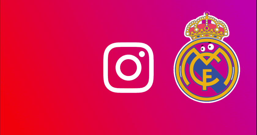 Real Madrid becomes the first sports club to reach 100 million followers on Instagram