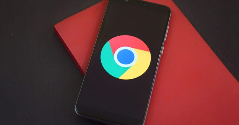 Google Chrome Update adapts to Android 12's design