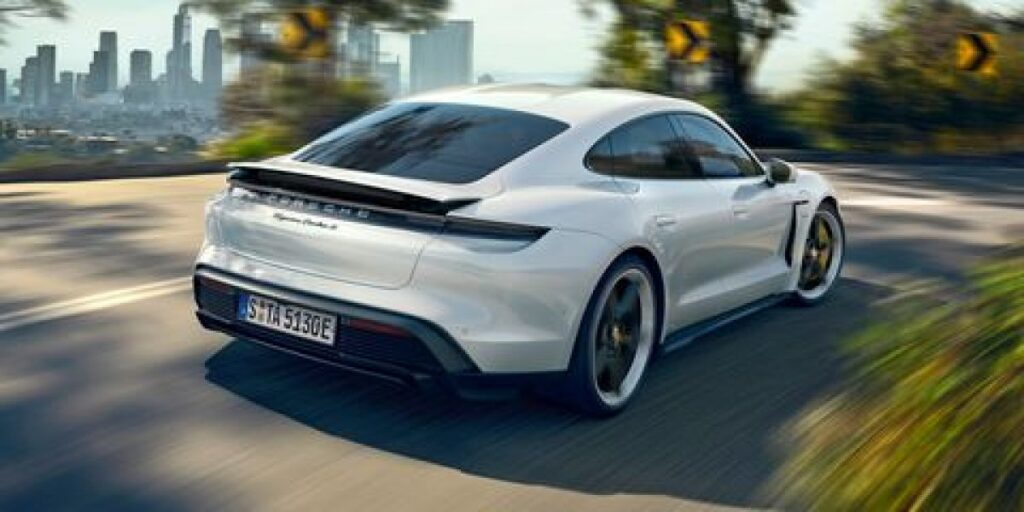 Porsche announced that they will recall electric Taycan models 1