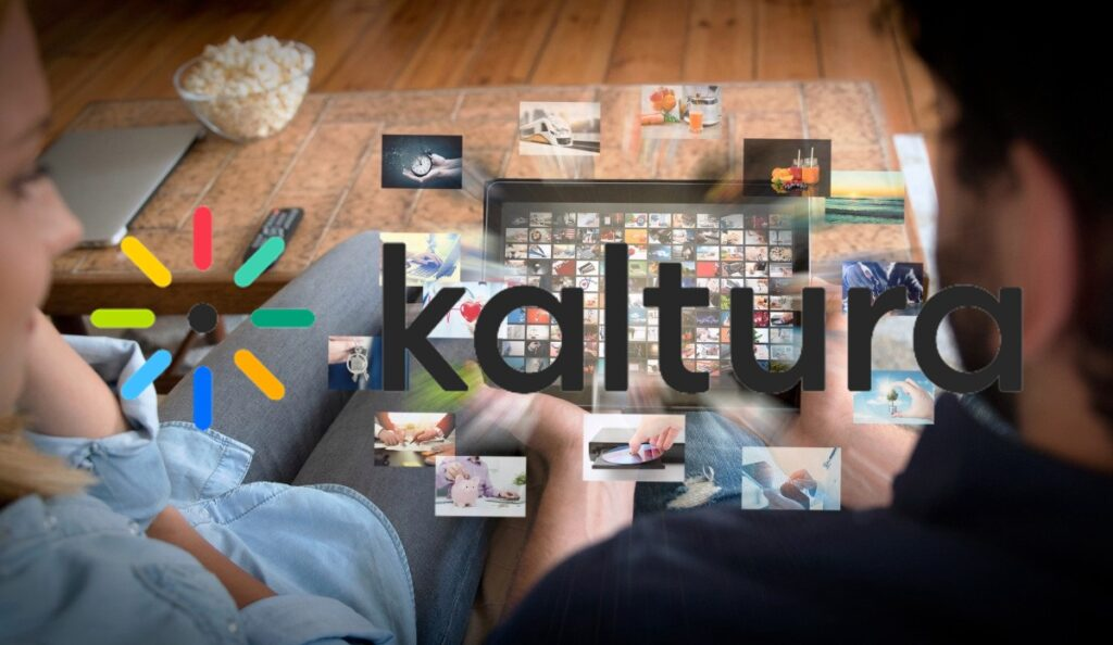 What is Kaltura