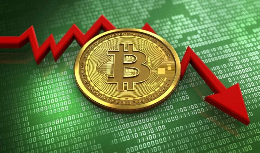 When will the sharp drops on cryptocurrencies end 2