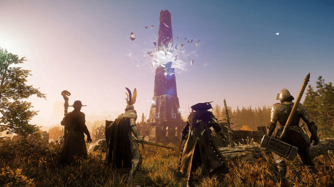Amazon's new game New World delayed, New Release date finalized