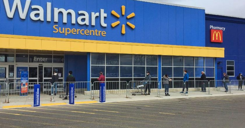 Cryptocurrency decision from the world giant Walmart