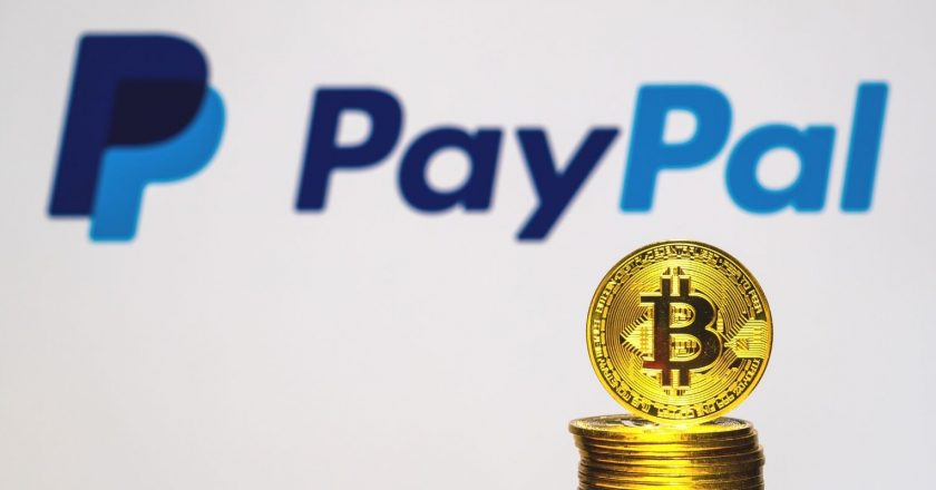 PayPal brings cryptocurrency transactions to the UK as well